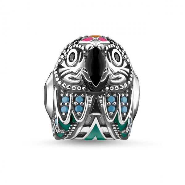 Thomas Sabo Karma Bead Papagei K0288-340-7