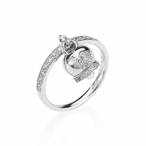 AMEN Ring Silber Gr. 50 RBABB-10