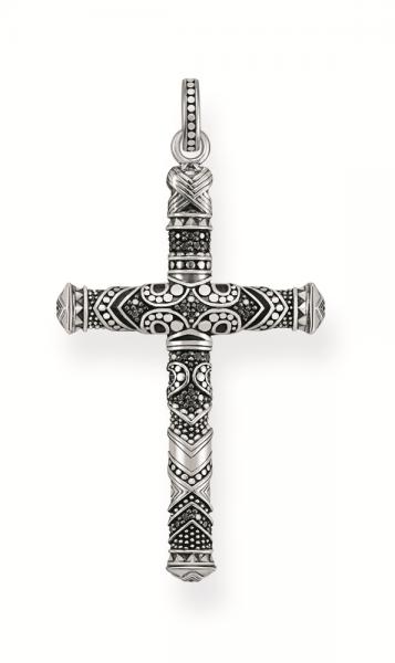 Thomas Sabo Anhänger Maori Kreuz PE772-643-11