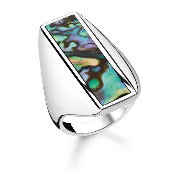 Thomas Sabo Ring TR2220-509-6-48 Größe 48