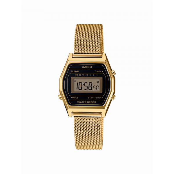 CASIO Armbanduhr CASIO Collection Retro LA690WEMY-1EF