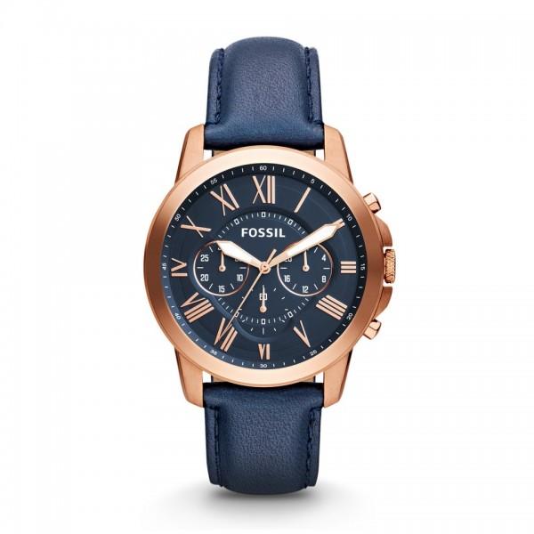 Fossil Armbanduhr Garrett FS4835IE