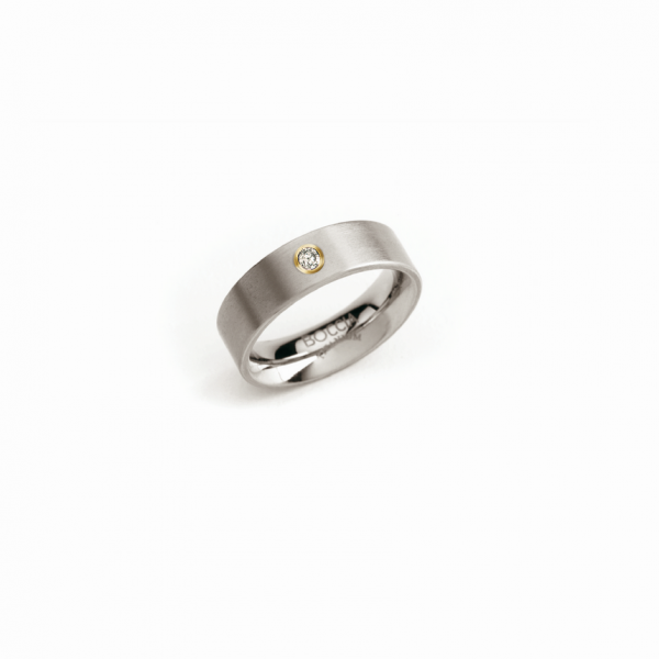 Boccia Titanium Ring 0101-2448 Größe 48