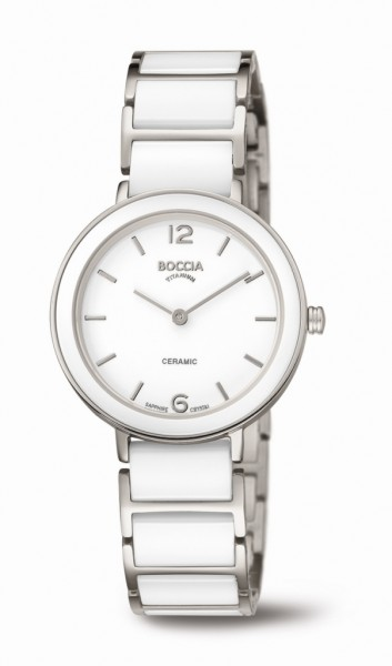 Boccia Damen Armbanduhr 3311-01