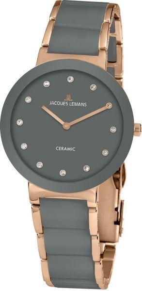 Jacques Lemans Damen-Armbanduhr Monaco 42-7N