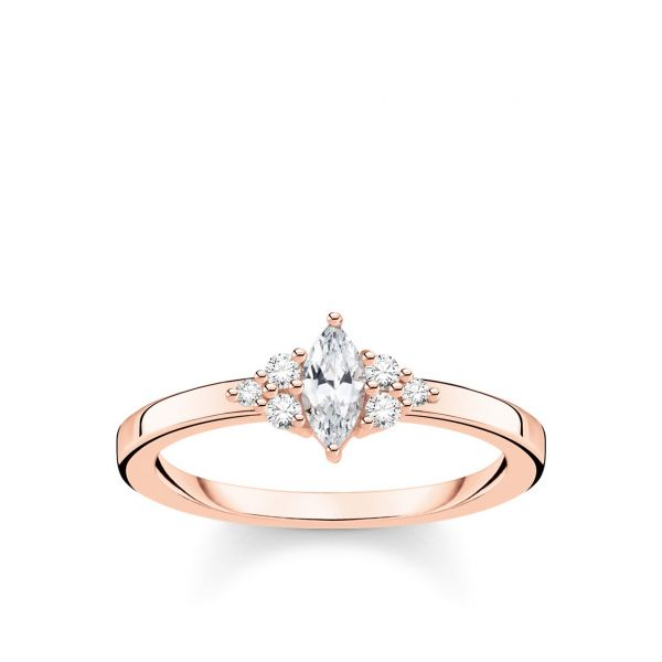 Thomas Sabo Ring TR2325-416-14-60