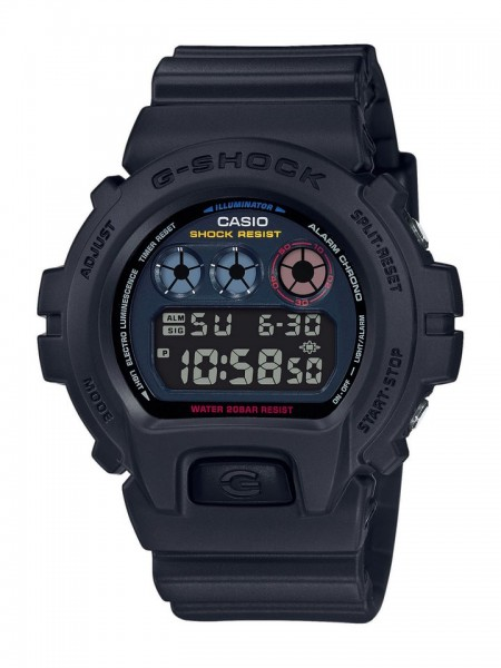 Casio G-SHOCK Herrenarmbanduhr DW-6900BMC-1ER