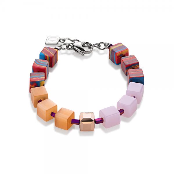 COEUR DE LION Armband Geo Cube 4799/30/0219