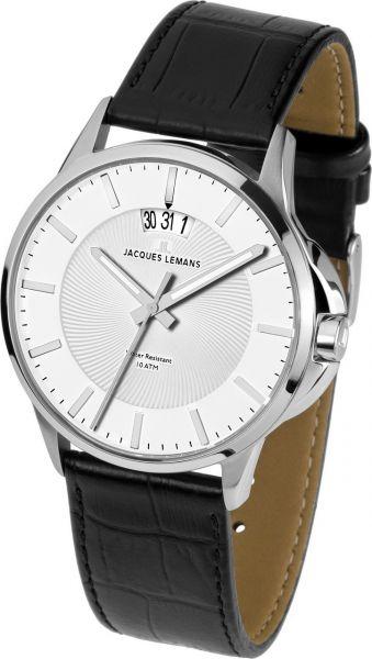 Jacques Lemans Herren-Armbanduhr Sydney 1-1540B