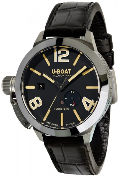 U-BOAT Armbanduhr Stratos 45 BK 9006