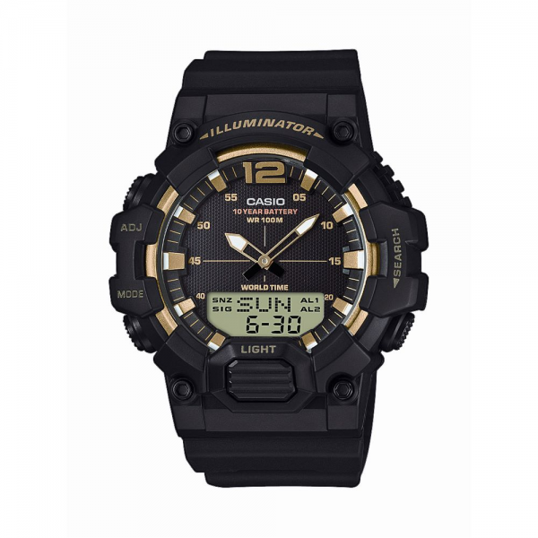 CASIO Armbanduhr CASIO Collection Men HDC-700-9AVEF