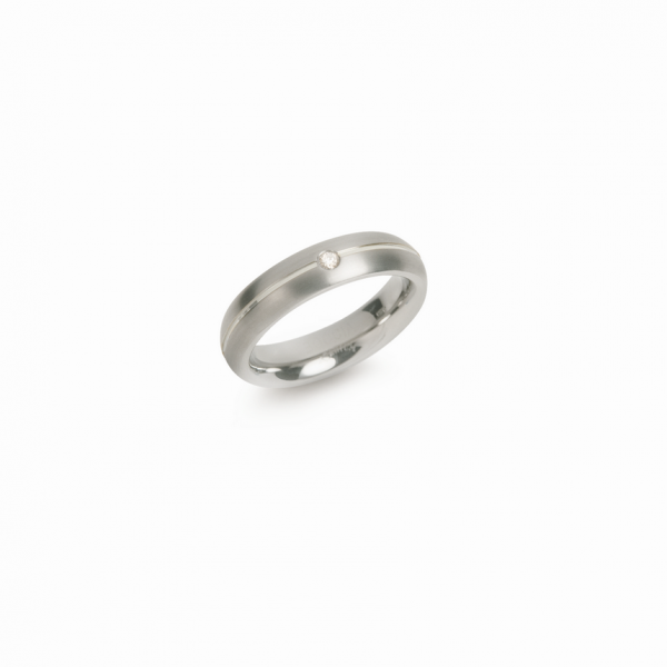 Boccia Titanium Ring 0130-0572 Größe 72