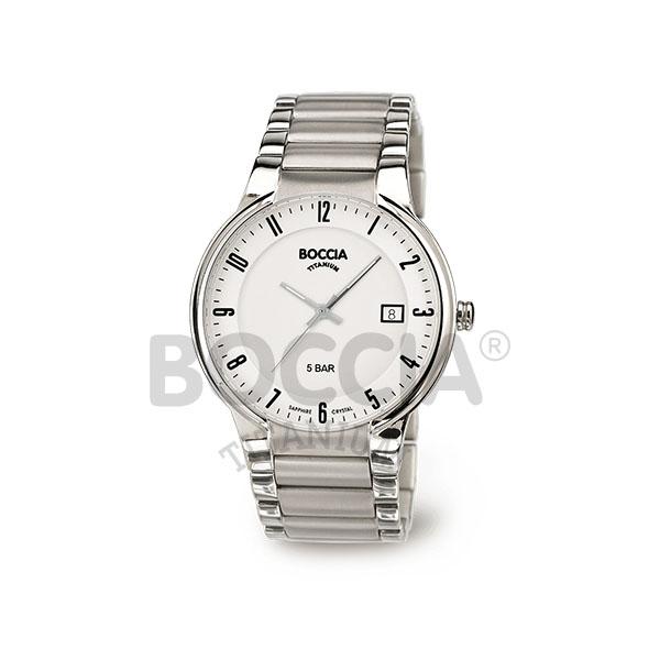 Boccia Titanium Armbanduhr 3576-02