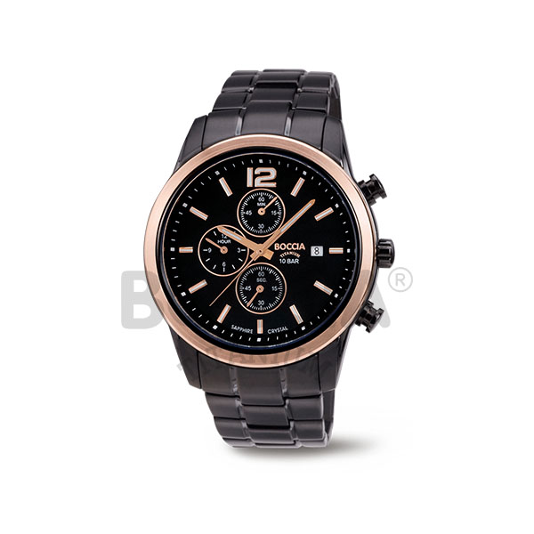 Boccia Titanium Armbanduhr 3759-04
