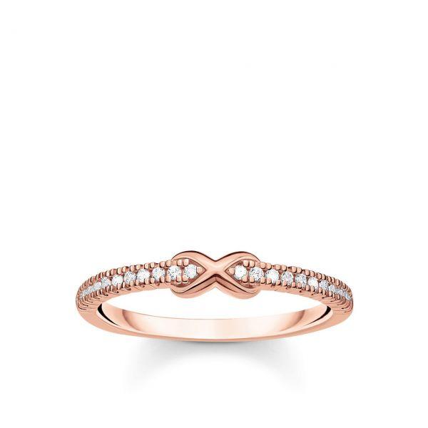 Thomas Sabo Ring TR2322-416-14-48