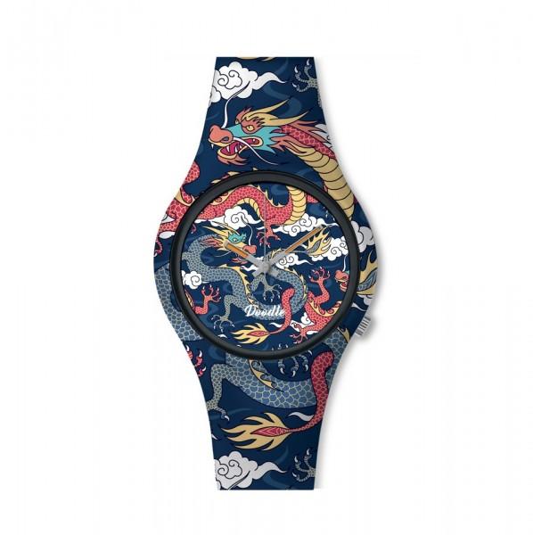 Doodle Street Figher Mood Armbanduhr DO42002
