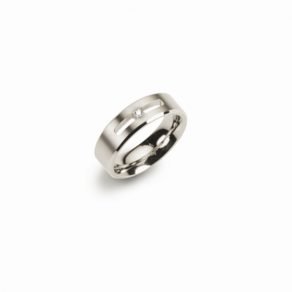 Boccia Titanium Ring 0101-2664 Größe 64