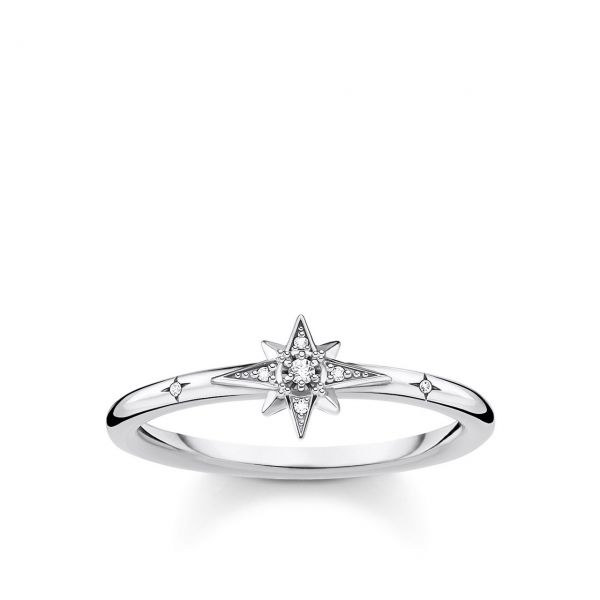 Thomas Sabo Ring TR2317-051-14-50