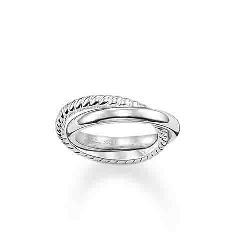 Thomas Sabo Ring TR1990-001-12-52