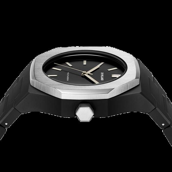D1 Milano Armbanduhr Polycarbon Quarz PCBJ04