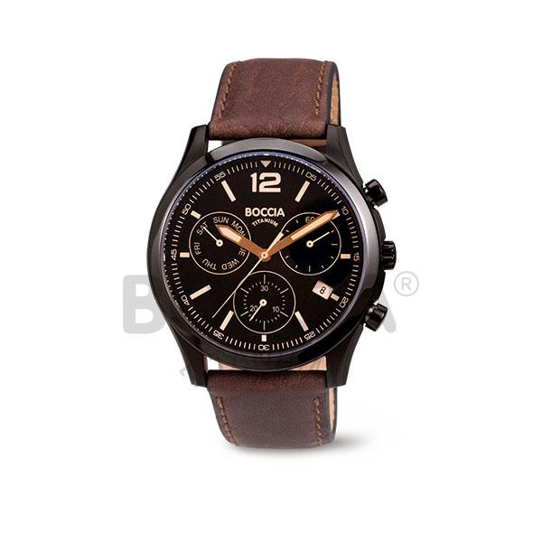 Boccia Titanium Armbanduhr 3757-02
