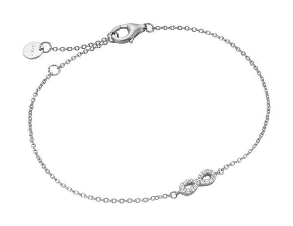 ESPRIT Armband Intimate 17-19 cm ESBR01001117