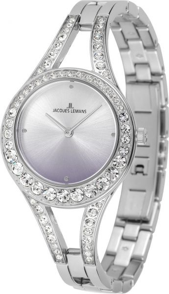Jacques Lemans Damen-Armbanduhr Paris 1-2072B