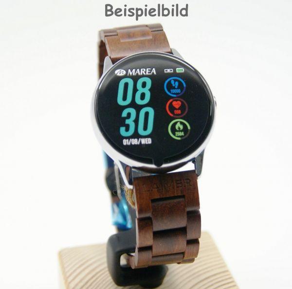 MAREA Smart Watch B58001 mit LAiMER Holzarmband