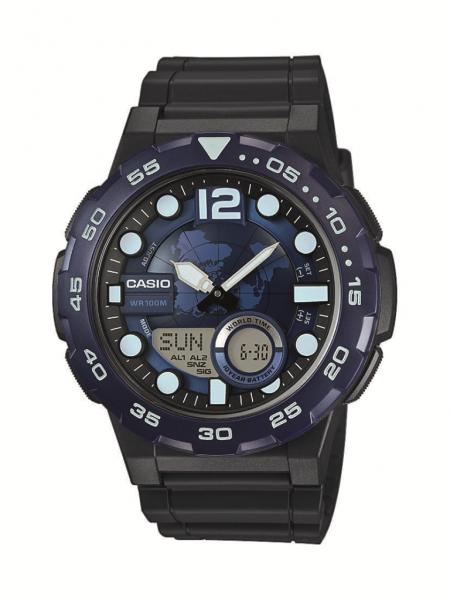 CASIO Collection Men Armbanduhr AEQ-100W-2AVEF
