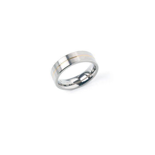 Boccia Titanium Ring 0101-2149 Größe 49