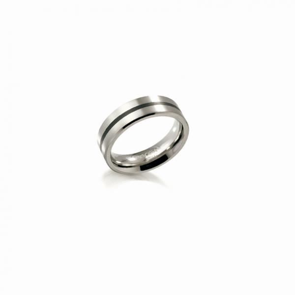 Boccia Titanium Ring 0101-1448 Größe 48