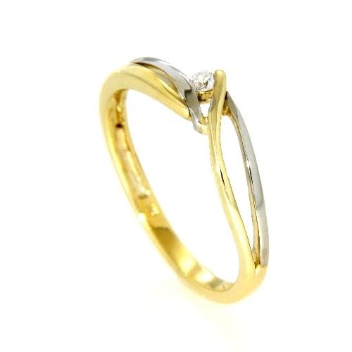 Ring Gold 333 Weite 52