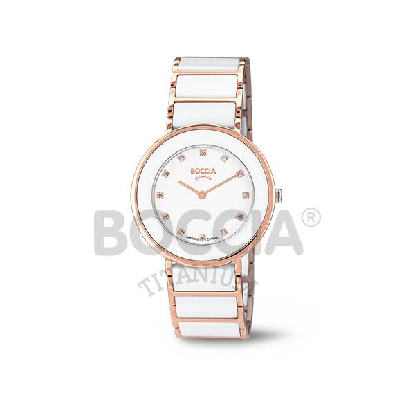 Boccia Titanium Armbanduhr 3209-04