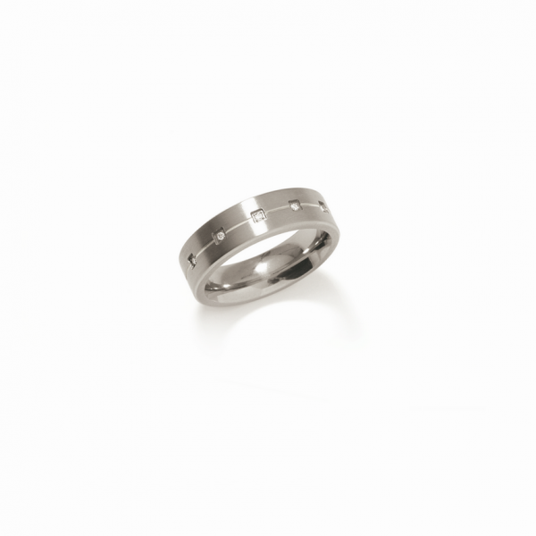 Boccia Titanium Ring 0101-2068 Größe 68