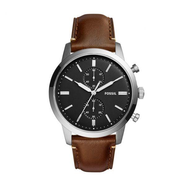 Fossil Armbanduhr 44MM TOWNSMAN FS5280