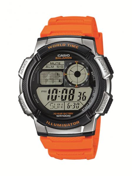 CASIO Armbanduhr CASIO Collection Men AE-1000W-4BVEF
