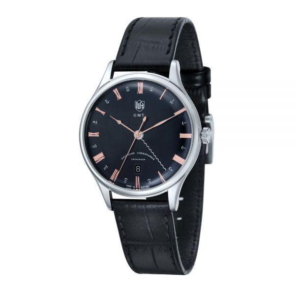 DUFA Armbanduhr Weimar GMT DF-9006-01