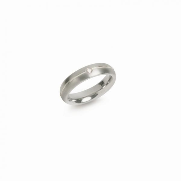 Boccia Titanium Ring 0130-0570 Größe 70