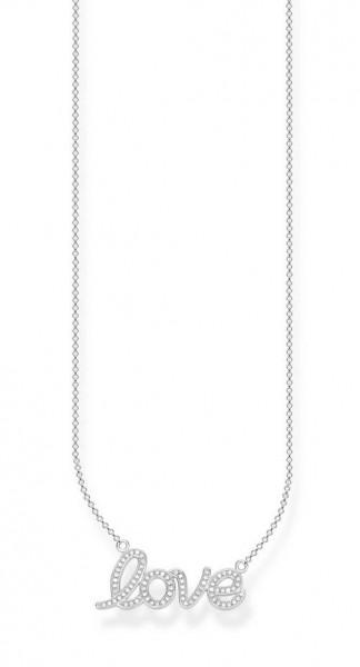Thomas Sabo Kette Love ca. 40/42,5/45 cm KE1848-051-14-L45v