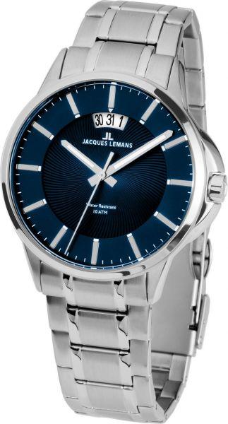 Jacques Lemans Herren-Armbanduhr Sydney 1-1540M