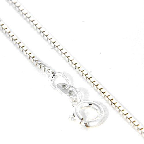 Venezianerkette (V10) Silber 925 45 cm