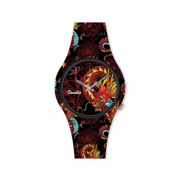 Doodle Dragon Mood Armbanduhr DODR003