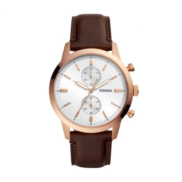 Fossil Armbanduhr 44MM TOWNSMAN FS5468