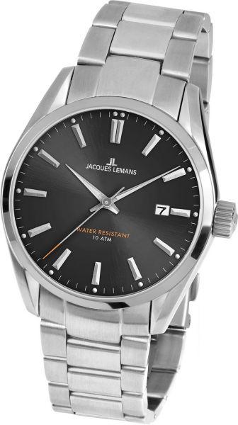 Jacques Lemans Herren-Armbanduhr Derby 1-1859E