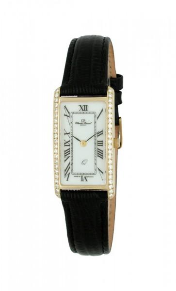 Claude Pascal Armbanduhr Damen Gold 585 194284 ER