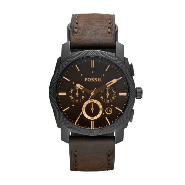 Fossil Armbanduhr MACHINE FS4656