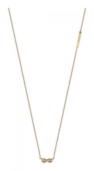 ESPRIT Halskette Intimate 42+3 cm ESNL01001242