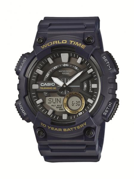 CASIO Collection Men Armbanduhr AEQ-110W-2AVEF