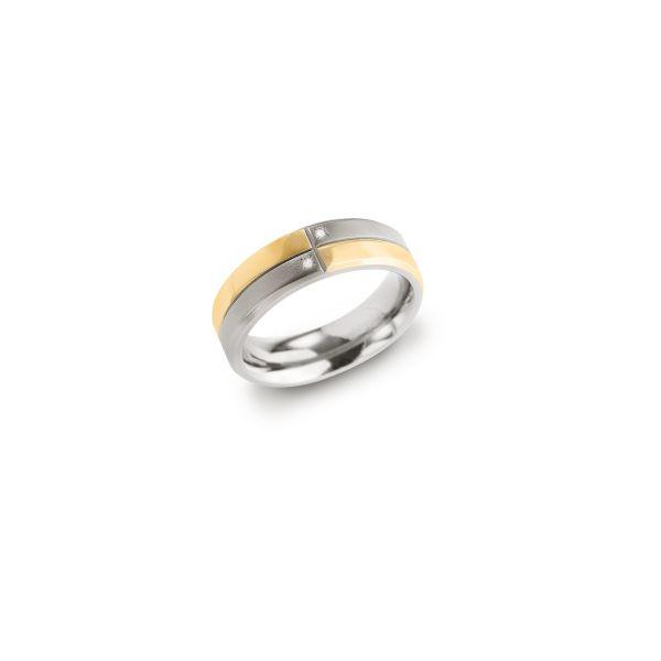 Boccia Titanium Ring 0101-2765 Größe 65