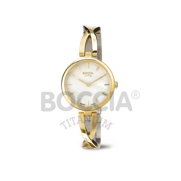 Boccia Titanium Armbanduhr 3239-03